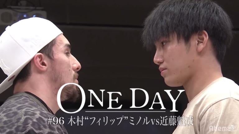 K-1ファイター近藤魁成選手の取材で寺澤がAbemaTVに登場