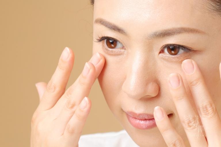 目元にも安心安全に使用できるパルス