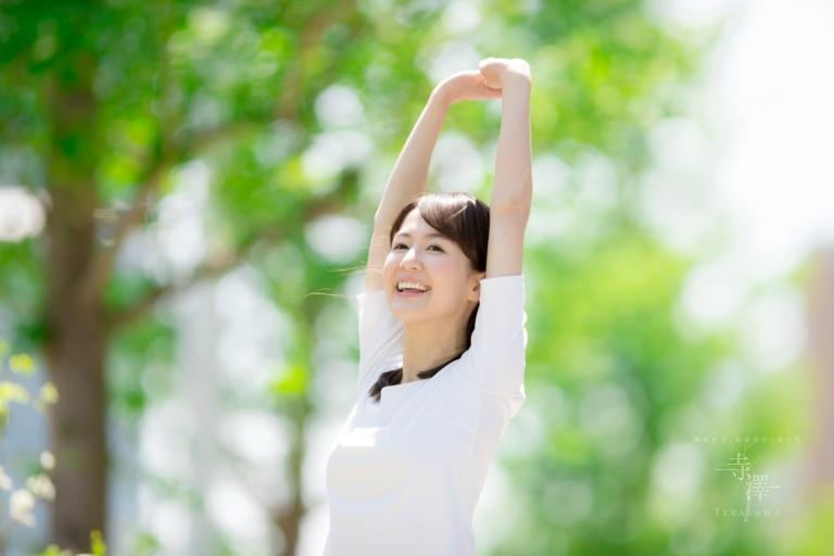 中高年や年配の女性も美容鍼・美顔鍼で健康に美しく