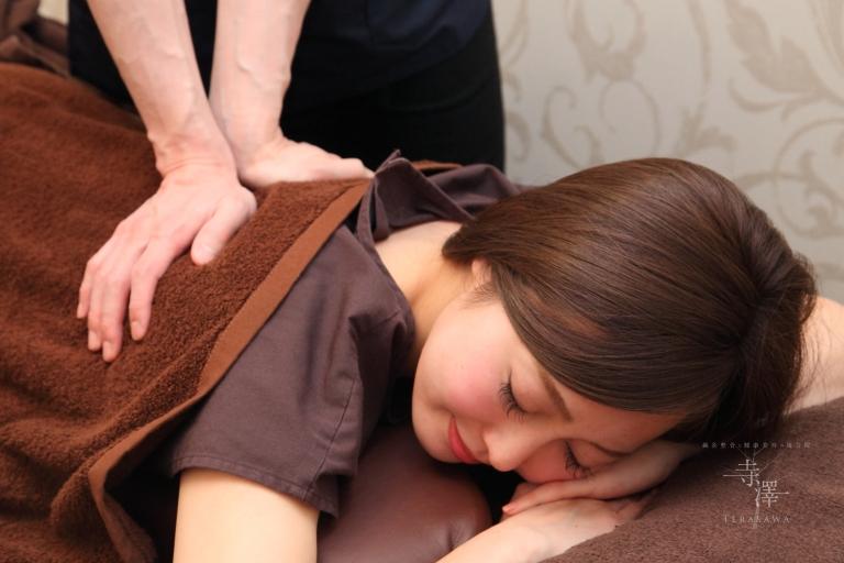 自律神経を整え緊張をほぐす寺澤の鍼灸整体マッサージ