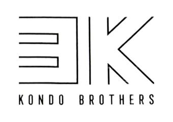 格闘家「近藤三兄弟」ロゴ