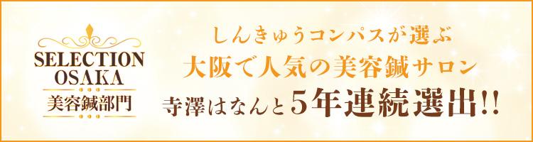 しんきゅうコンパスが選ぶ大阪で人気の美容鍼サロン選出